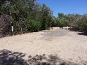 Sand Canyon Reservoir - Driveway
